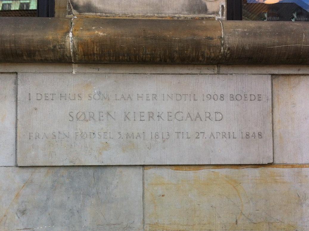 Kierkegaard szülőháza