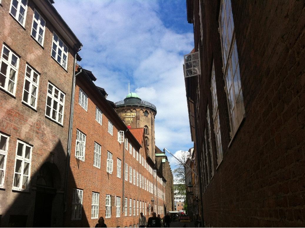 Koppenhága (régi) Egyetem