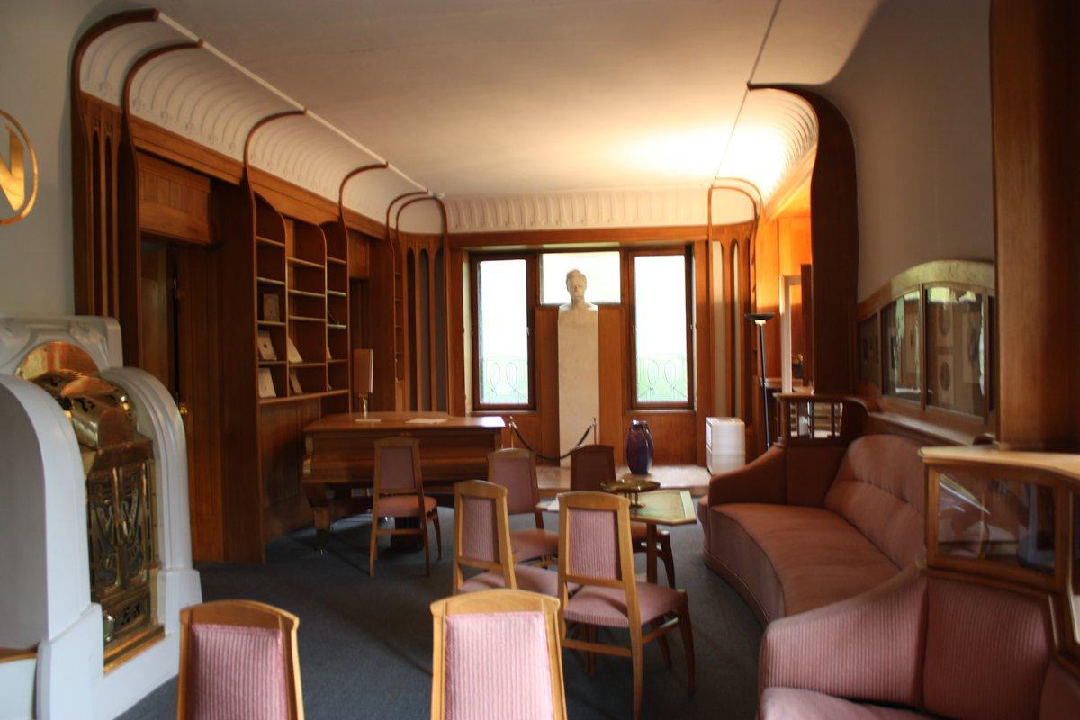 Nietzsche Haus / van der Velde bútorok