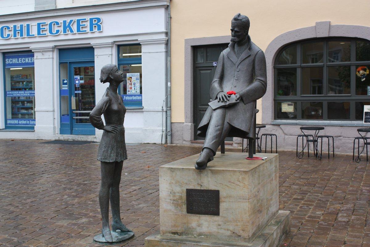 Nietzsche / Naumburg-2010.október 15.